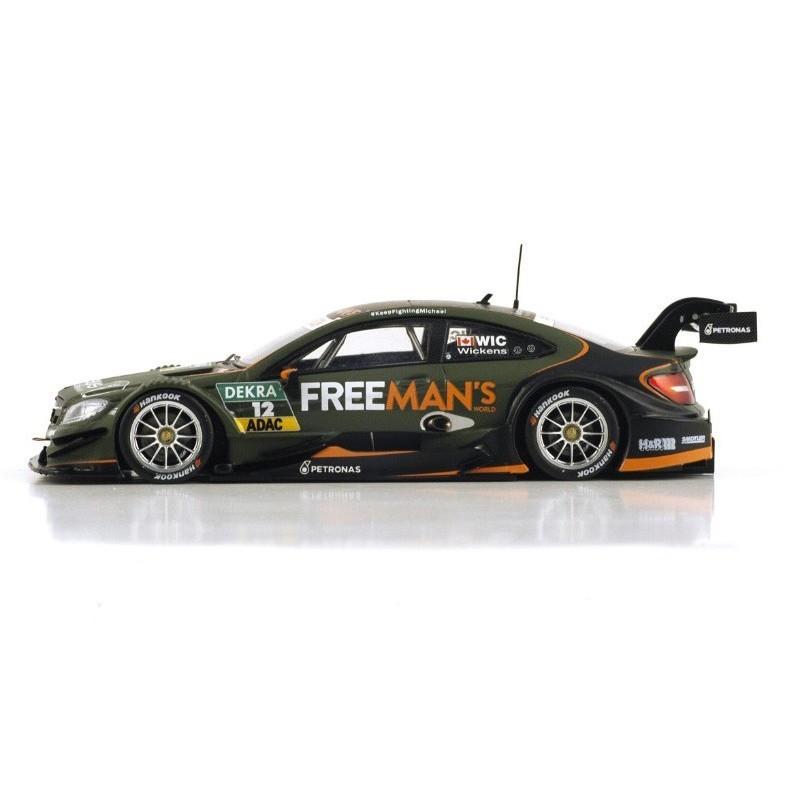 Mercedes Benz C-Klasse Coupe AMG 12 DTM 2014 Robert