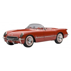 Chevrolet Corvette Red Metallic 1954 Autoart 71082