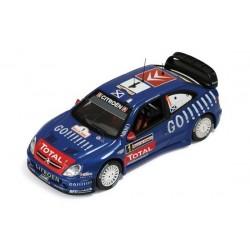 Citroen Xsara WRC 1 Rallye de Turquie 2006 Colin McRae IXO RAM251
