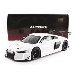 Audi R8 FIA GT GT3 White 2016 Autoart 81602