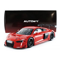 Audi R8 FIA GT GT3 Red 2016 Autoart 81601