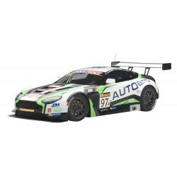 Aston Martin Vantage V12 GT3 97 12 Heures de Bathurst 2015 Autoart 81506
