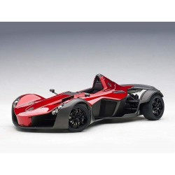 Bac Mono Roadster Red Metallic 2014 Autoart 18119