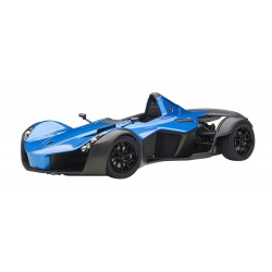 Bac Mono Roadster Blue Metallic 2014 Autoart 18115