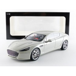 Aston Martin Rapide S Silver 2015 Autoart 70258