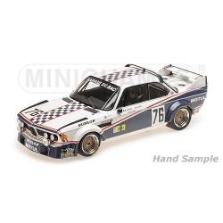 BMW 3.0 CSL 76 24 Heures du Mans 1977 Minichamps 155772576