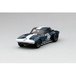Chevrolet Corvette Grand Sport Coupe 2 12 Heures de Sebring 1964 Truescale TSM144320