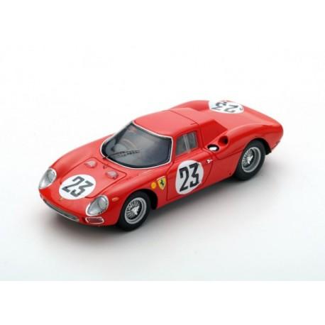 Ferrari 250 LM 23 24 Heures du Mans 1964 Looksmart LSLM077