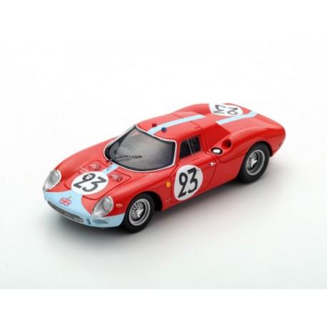 Ferrari 250 LM 23 24 Heures du Mans 1965 Looksmart LSLM078