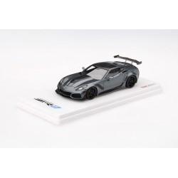 Chevrolet Corvette C7 ZR-1 Dark Shadow Grey Truescale TSM430366