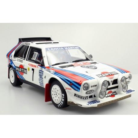 Lancia Delta S4 7 Winner Rallye Monte Carlo 1986 Toivonen Cresto Top Marques TMR1204A