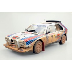 Lancia Delta S4 Dirty version 7 Rallye Monte Carlo 1986 Toivonen Cresto Top Marques TMR1204AD