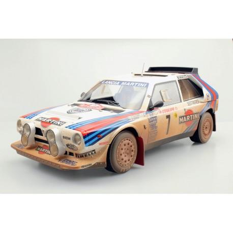 Lancia Delta S4 Dirty version 7 Rallye Monte Carlo 1986 Toivonen Cresto Top Marques TMR1204AD