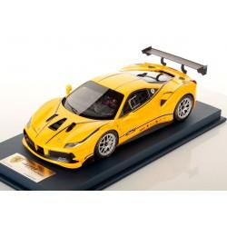 Ferrari 488 Challenge Giallo Modena Looksmart LS18RC010A