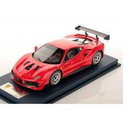 Ferrari 488 Challenge Rosso Corsa Looksmart LS18RC010B