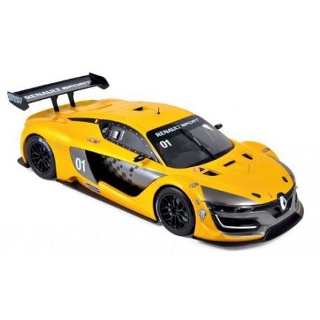Renault R.S.01 2015 Jaune Présentation de la Version Officielle Norev 517690