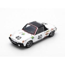 Porsche 914/6 GT 40 24 Heures du Mans 1970 Spark S7506