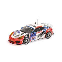 Porsche Cayman GT4 Clubsport 354 24 Heures du Nurburgring 2016 Minichamps 437166154