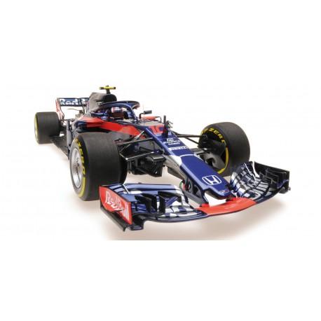 Toro Rosso Honda STR13 F1 2018 Pierre Gasly Minichamps 110180010