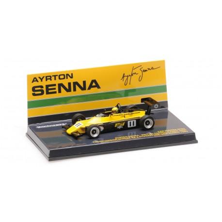 Van Diemen RF82 Formule Ford 2000 1982 Ayrton Senna Minichamps 547824311