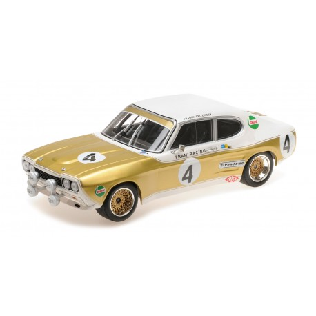 Ford RS 2600 4 24 Heures de Spa Francorchamps 1972 Minichamps 155728504