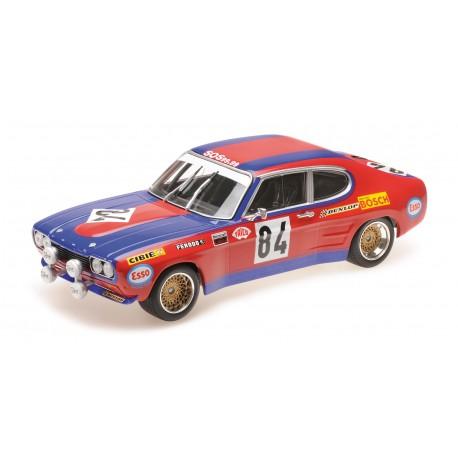 Ford RS 2600 84 24 Heures du Mans 1972 Minichamps 155728584