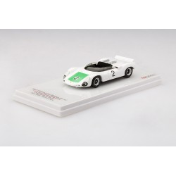Porsche 910 Bergspyder 2 Course de côte de Ollon-Villars 1967 Rolf Stommelen Truescale TSM164360