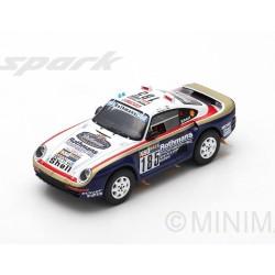 Porsche 959 185 Paris Dakar 1985 Ickx Brasseur Spark S7814