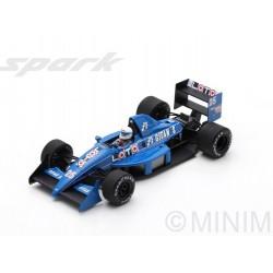 Ligier JS31 25 F1 1988 René Arnoux Spark S3968
