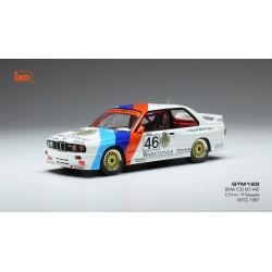 BMW M3 E30 46 WTCC 1987 IXO GTM128