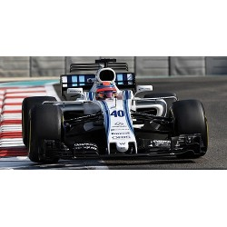 Williams Mercedes FW40 40 F1 Abu Dhabi Testing 2017 Robert Kubica Minichamps 117172040