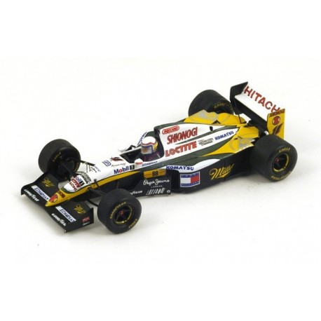 Lotus 109 F1 1994 Alessandro Zanardi Spark S1671