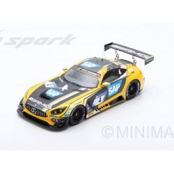 Mercedes AMG GT3 4 24 Heures du Nurburgring 2018 Spark 18SG028