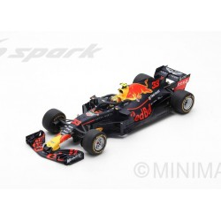 Aston Martin Red Bull Tag Heuer RB14 F1 Autriche 2018 Max Verstappen Spark S18352