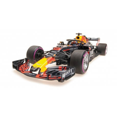 Aston Martin Red Bull Tag Heuer RB14 F1 Monaco 2018 Daniel Ricciardo Minichamps 110180603