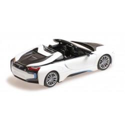 BMW I8 Roadster (I15) White Metallic 2017 Minichamps 410027031