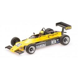 Van Diemen RF82 FF2000 European Formula Ford 2000 Championship Jyllands-Ring 1982 Ayrton Senna Minichamps 547824330