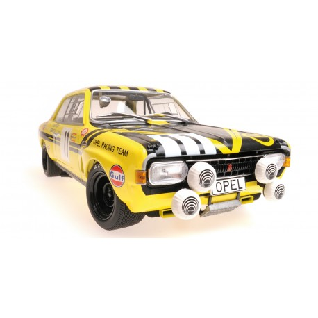Opel Commodore A Steinmetz 11 24 Heures de Spa Francorchamps 1970 Minichamps 155704611