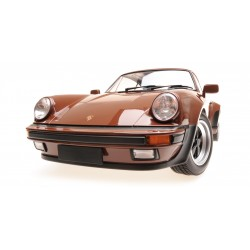 Porshe 911 Turbo 1977 Brown Minichamps 125066112
