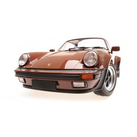 Porshe 911 Turbo 1977 Brown Minichamps 125066112
