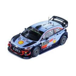 Hyundai i20 WRC 5 Winner Rallye de Suède 2018 Neuville Gilsoul IXO RAM673