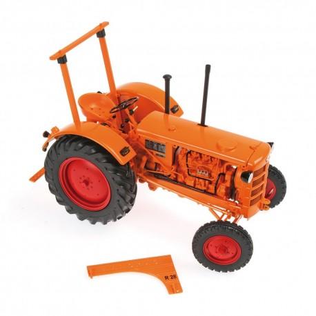 Hanomag R28 Farm Tractor 1953 Orange Minichamps 109153072