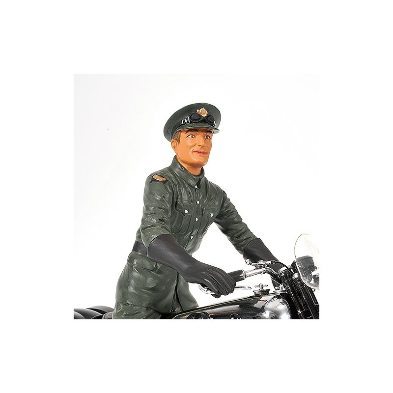 V/éhicule Miniature Lawrence Minichamps 312321350 vendue sans la moto Echelle 1//12 Figurines T.E