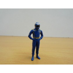 Figurine Olivier Panis Prost Grand Prix 1/43 F1 1997 Minichamps 343970014