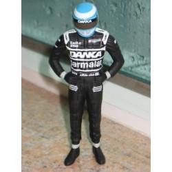 Figurine Mika Salo 1/43 F1 1998 Minichamps 343980017