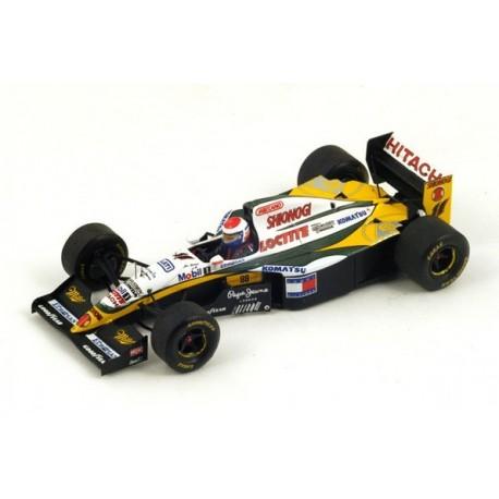 Lotus 109 F1 Europe 1994 Eric Bernard Spark S1678