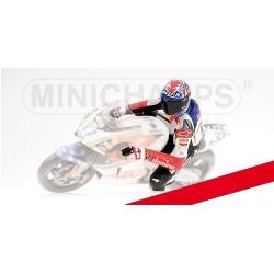 Figurine 1/12 Casey Stoner Moto GP 2006 Minichamps 312060127