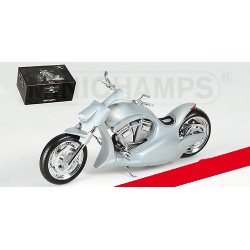 Hollisters Excite 2003 Liquid Silver Minichamps 122024000