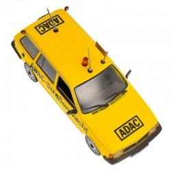 Opel Kadett D Caravan ADAC 1979 Yellow Minichamps 400044190