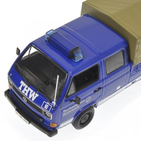 Volkswagen T3 Doka-Pritsche 1983 Minichamps 400055290